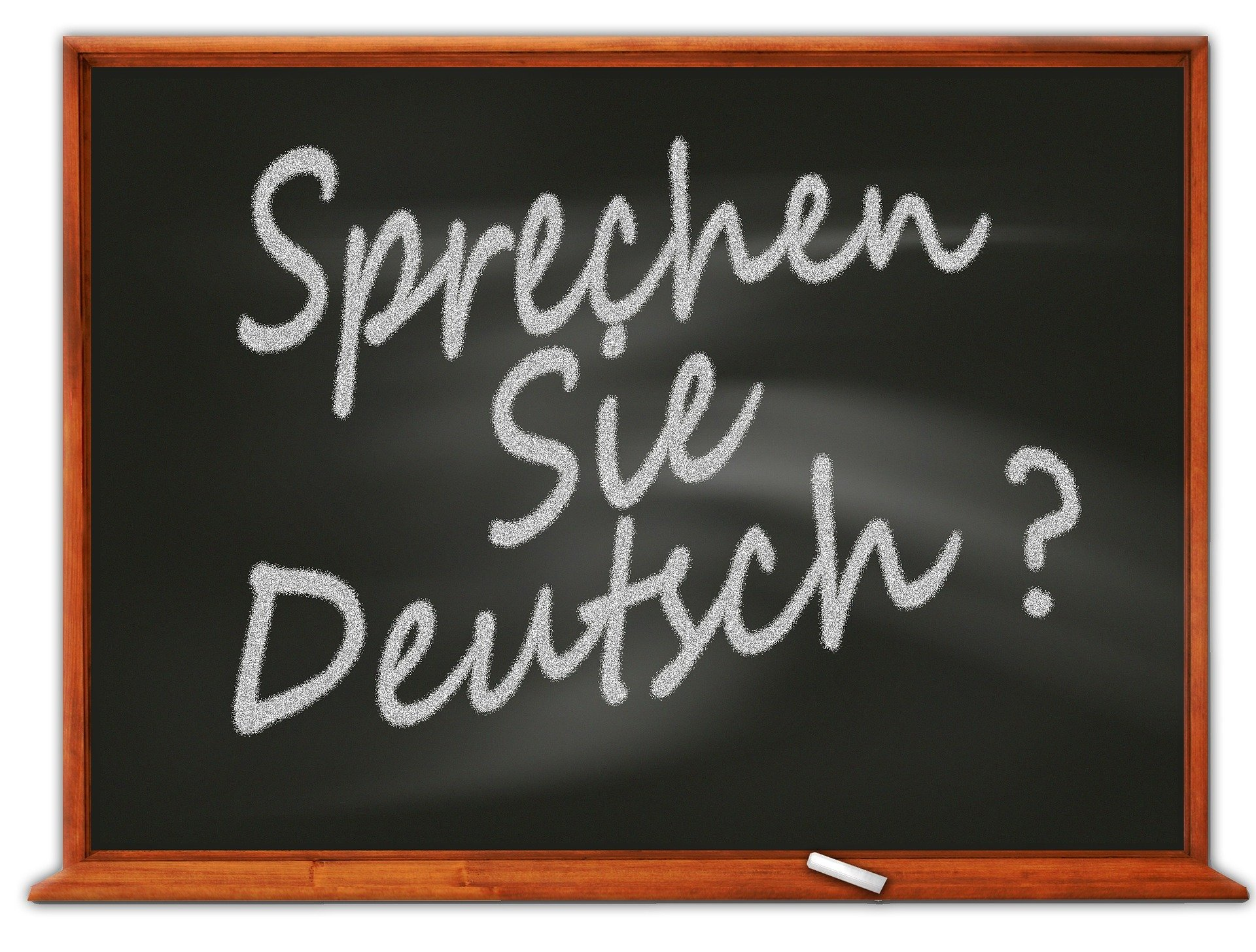 Cours en allemand