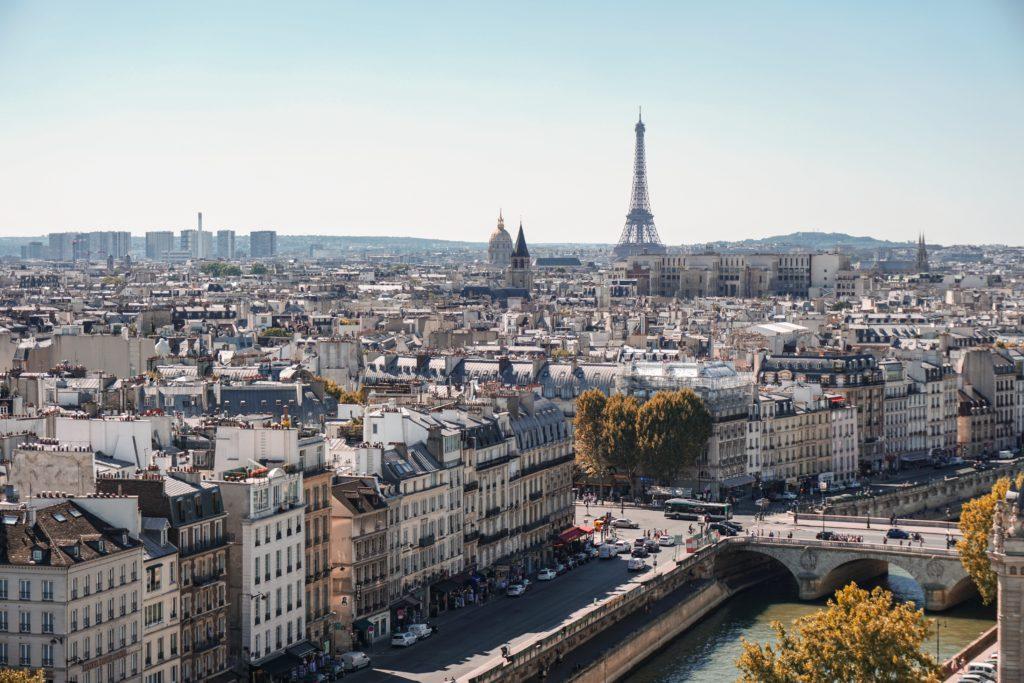Paris, la capitale de rêve