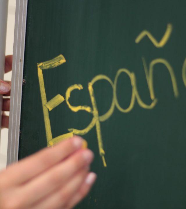 cours espagnol CPF